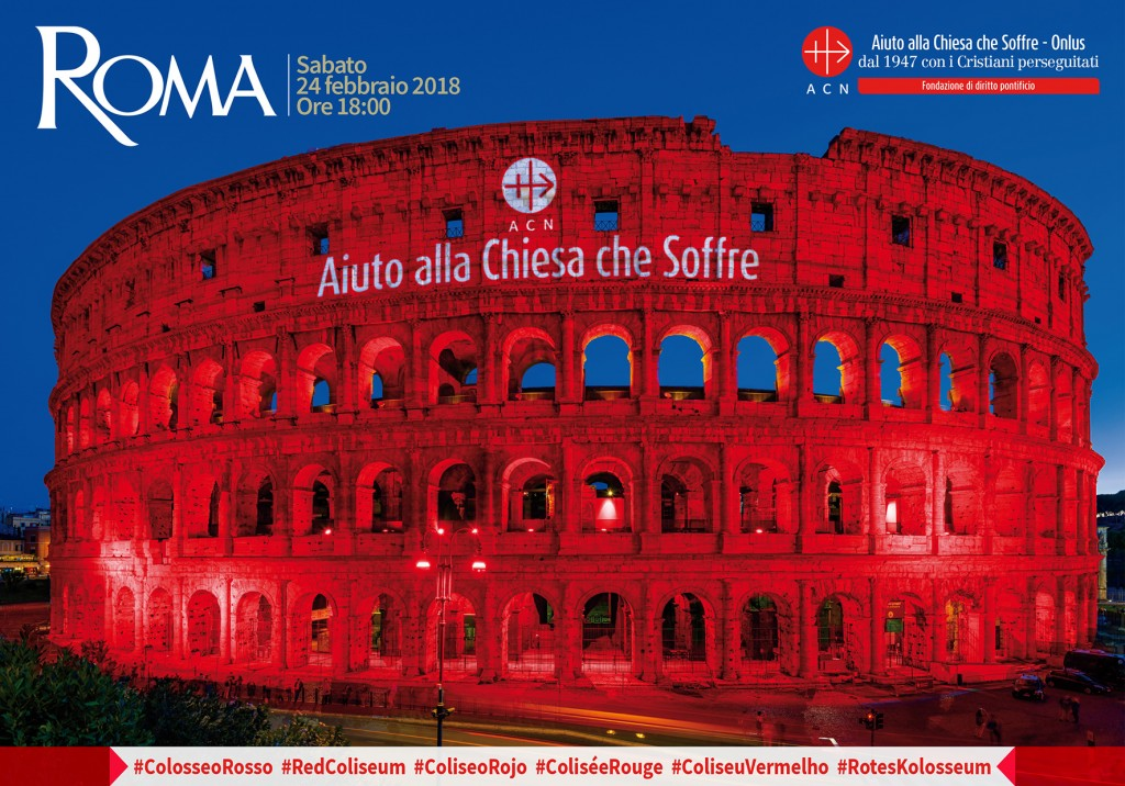 Campaign material by ACN Italy