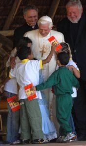 Papstbesuch Brasilien
