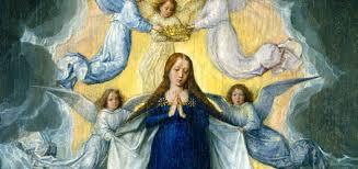 asuncion de la virgen al cielo