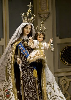 Virgen del Carmen copia