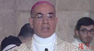 Siria obispo Georges Abou Khazen ofm