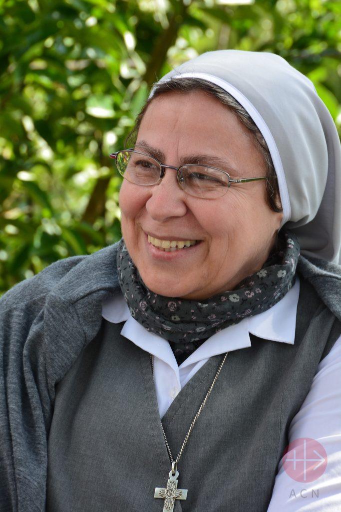 Siria hermana Annie