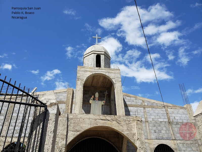 Juan PabloII parroquia Juan PabloII Boaco Nicaragua web
