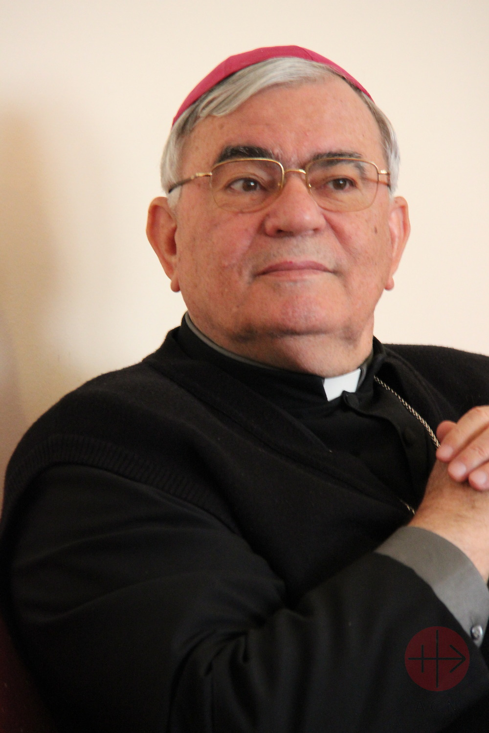 Patriarchal Latin Vicar for Jerusalem and Palestine Bishop Giacinto Boulos Marcuzzo
