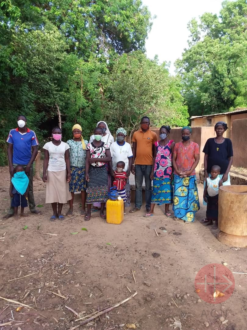 Burkina Faso ayuda hermanas de Notre Dame du Lac