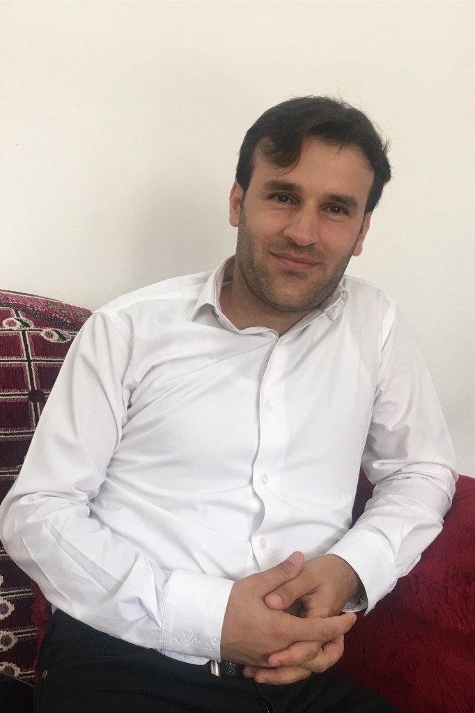 Trip to Iraq of Oliver Maksan in June 2018