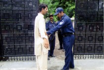 PAKISTAN / LAHORE 10/357 Request for help to raise security measures - Lahore.