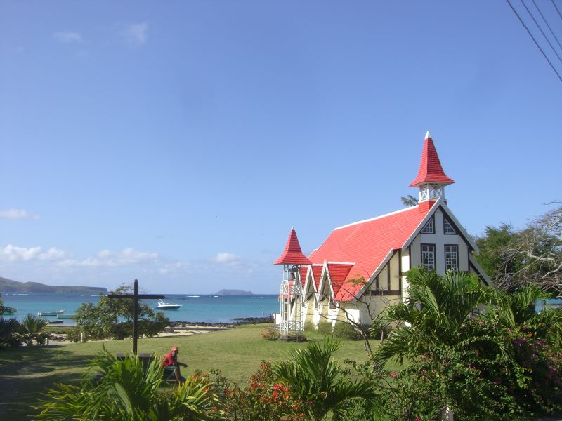 Mauricio imagen preciosa con iglesia para web