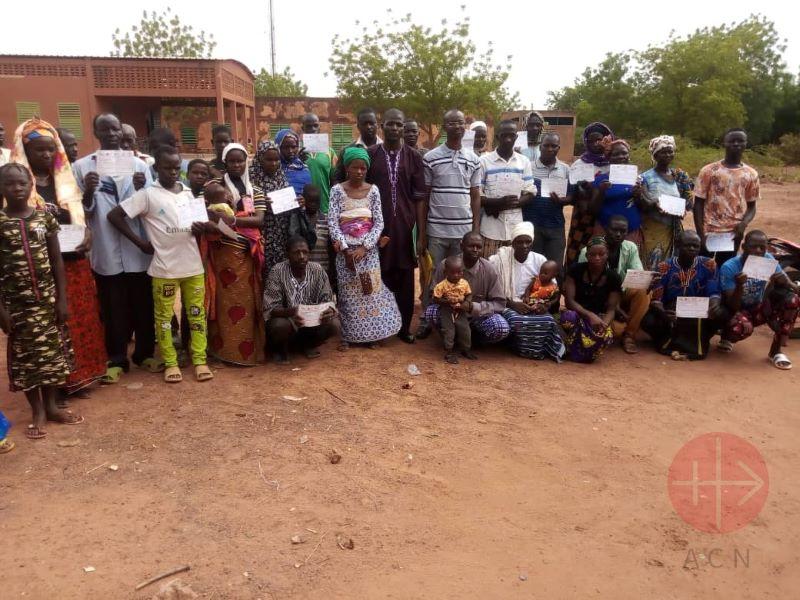 Burkina Faso pueblo para web