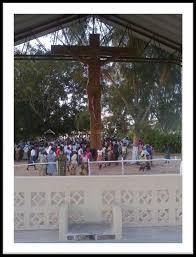 Mozambique santuario reina de los martires