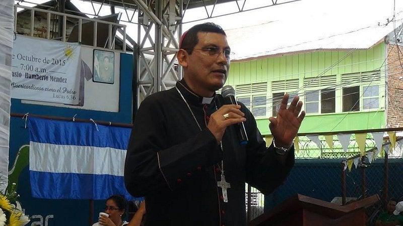 Nicaragua monsenor-solorzano