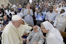 francisco y religiosas
