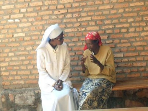 Spiritual renewal and formation for the sisters