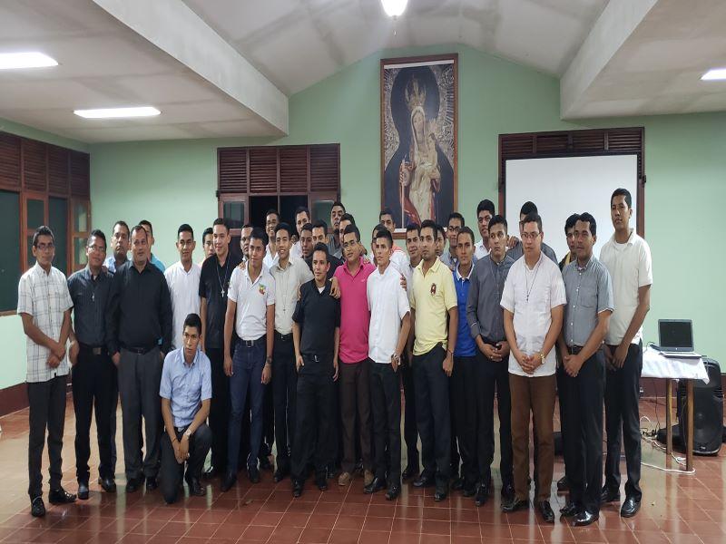 Nicaragua seminaristas de Matagalpa (2) para web