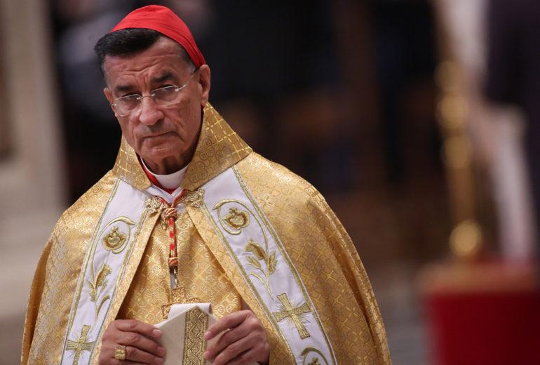 Libano Patriarca maronita, Cardenal Bechara