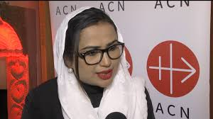 Pakistan abogada Tabassum Yousaf