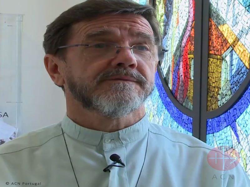 Mozambique Bishop Luiz Fernando Lisboa of Pemba para web