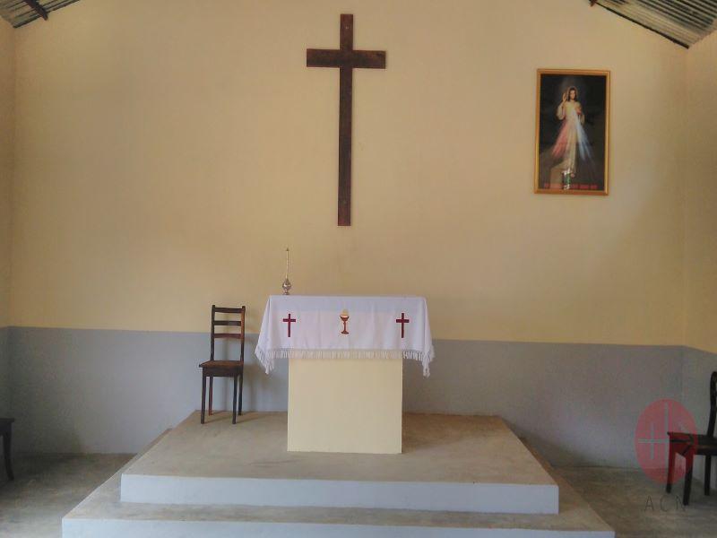 Madagascar altar web