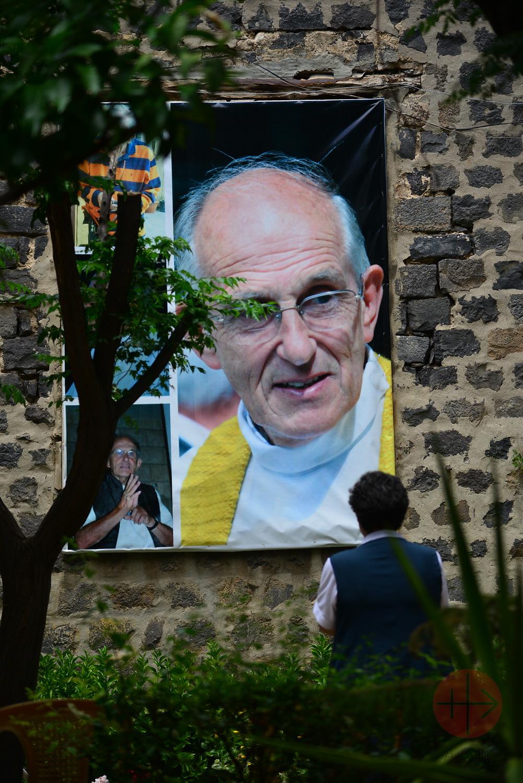 Siria tumba padre hans