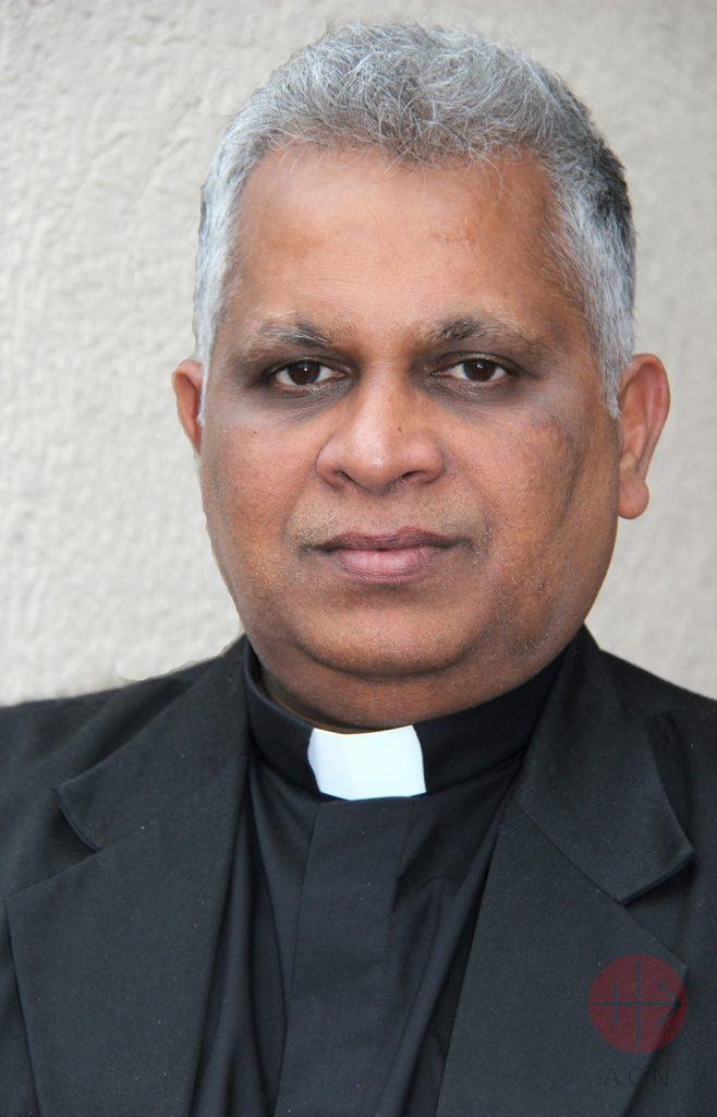 Sri Lanka padre Jude