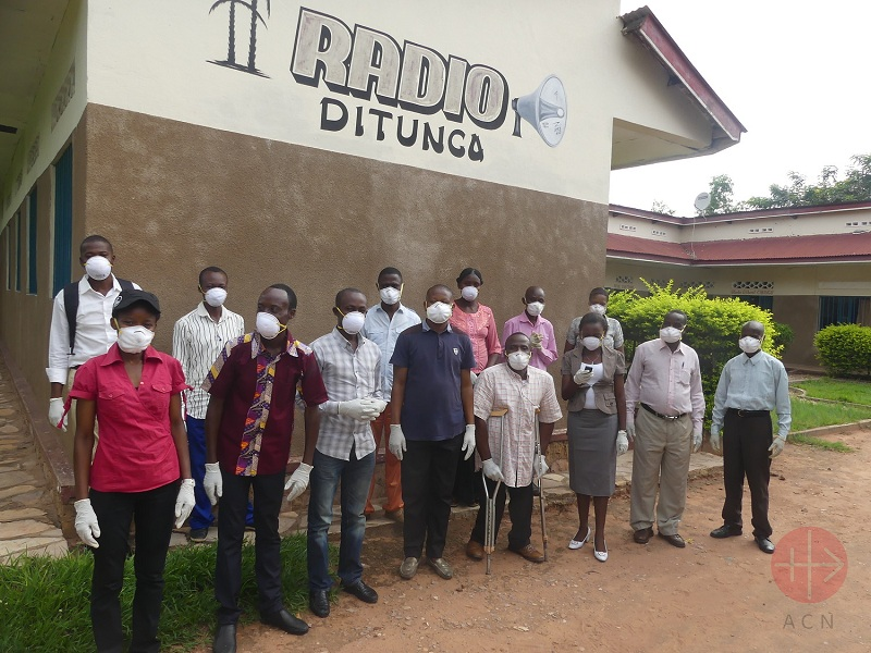 congo radio ditunga en coronavirus web