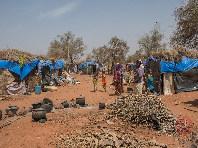 Burkina faso aldea desolada web