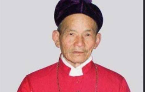 China S.E. Mons. Giuseppe Zhu Baoyu