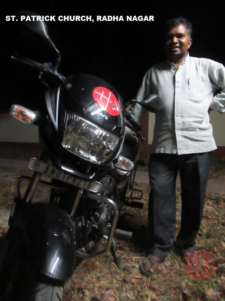India proyecto mayo moto