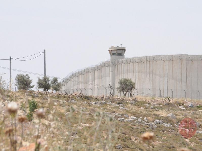 Israel muro divisorio web