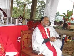 Congo padre Gaspare Di Vincenzo comboniano