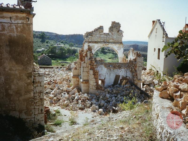 Croatia October 1995