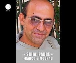 Siria padre Francois Mourad