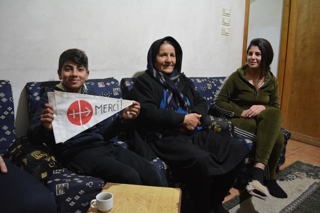 Syria and Lebanon Information trip February 2019