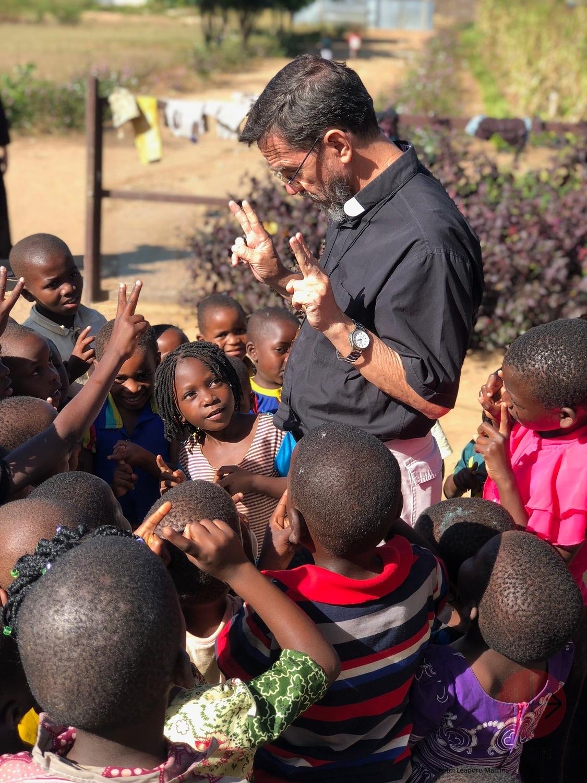 Mozambique Pemba Bishop Luiz Fernando Lisboa