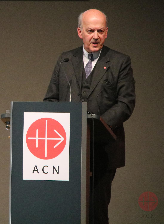Thomas Heine-Geldern presidente ejecutivo de ACN