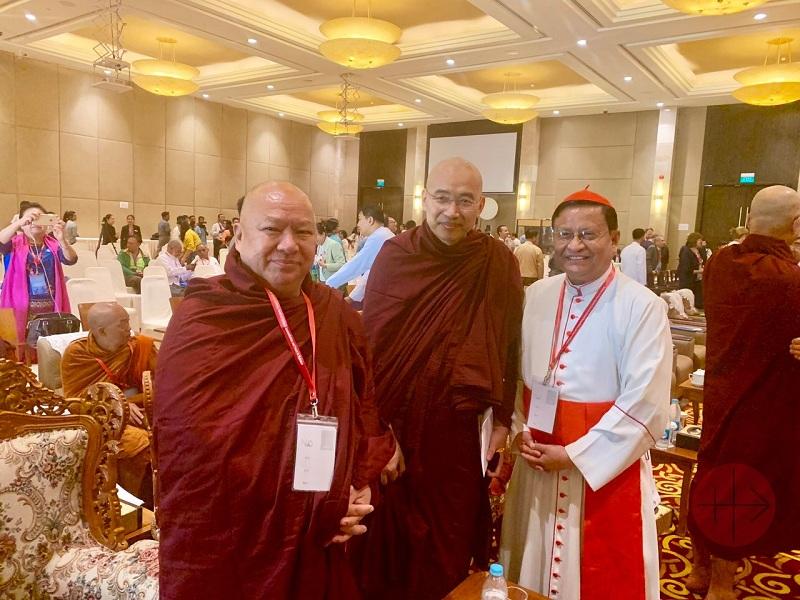 Myanmar reconciliacion y paz web