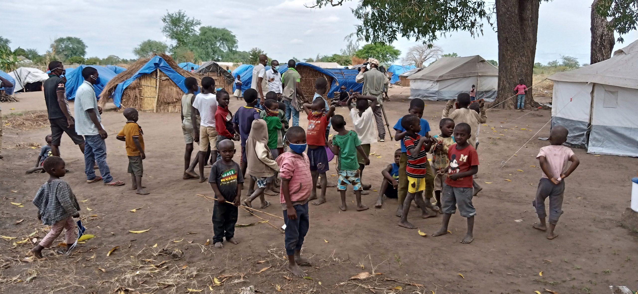 Mozambique: el terror llegó