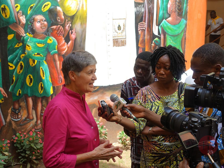 Congo visita de Coudray