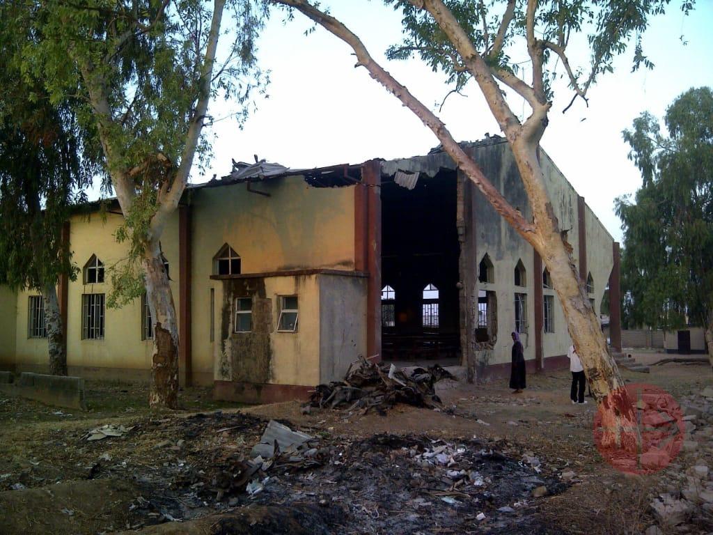 Nigeria ataque