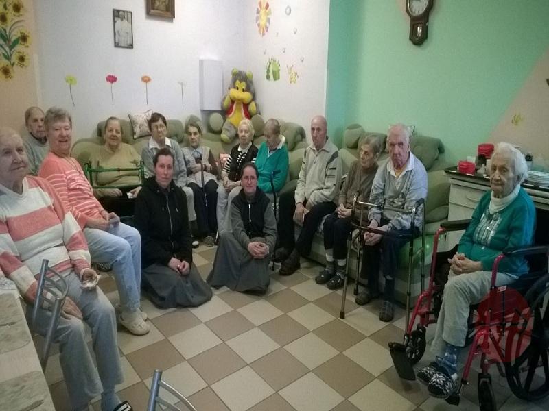 Rusia religiosas con ancianos web