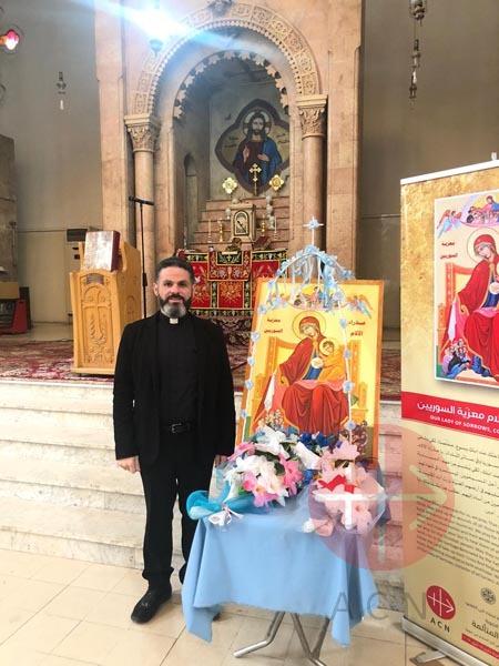 Siria padre Charbel
