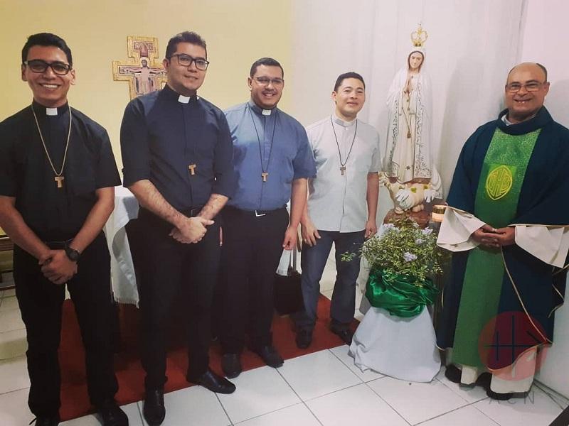 Brasil Fortaleza seminaristas web