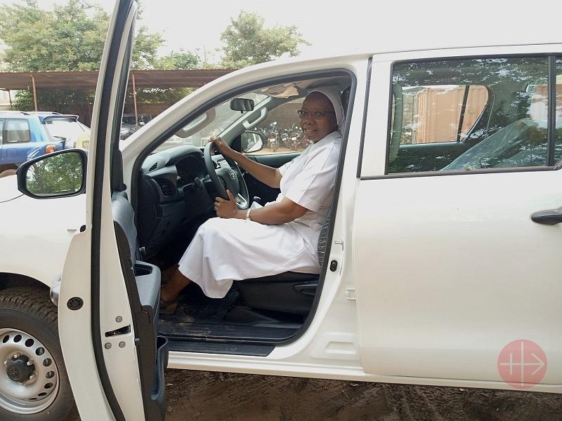 Burkina Faso Niger camioneta web