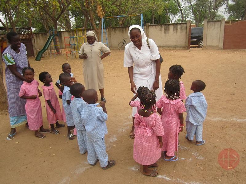 Burkina Faso misión web