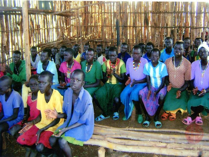 Etiopía capilla web
