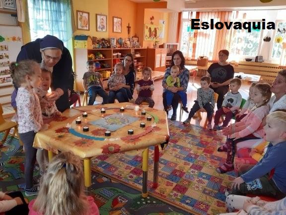 Un millon de niños Eslovaquia