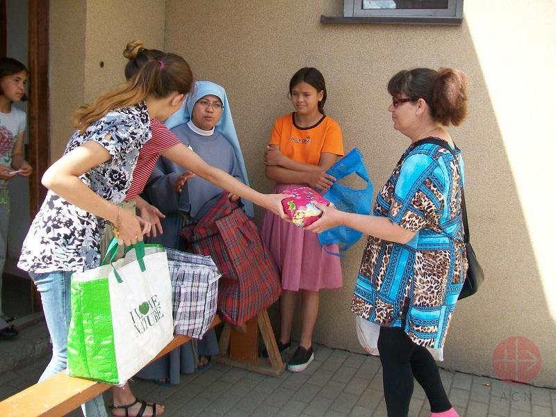 Kazajastán entrega regalos web