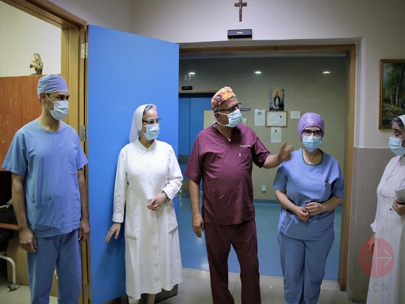 Líbano Beirut grupo de doctores web