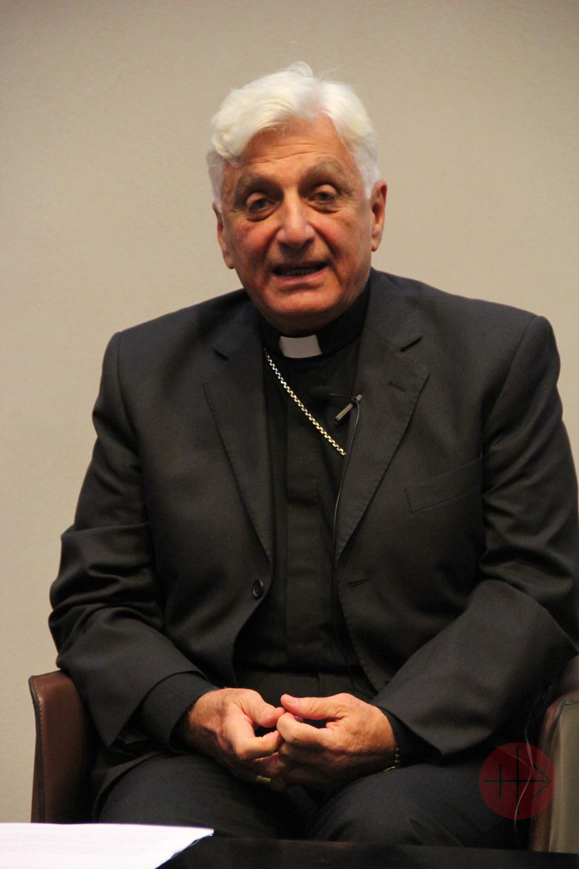 Siria obispo Audo