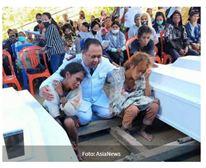 Indonesia familia victima de persecucion y asesinato